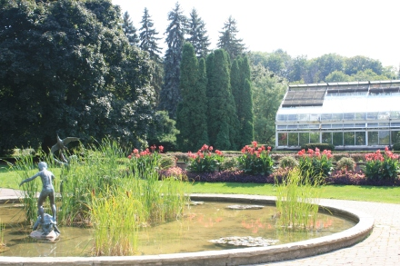 Floral Showhouse, Niagara Parks