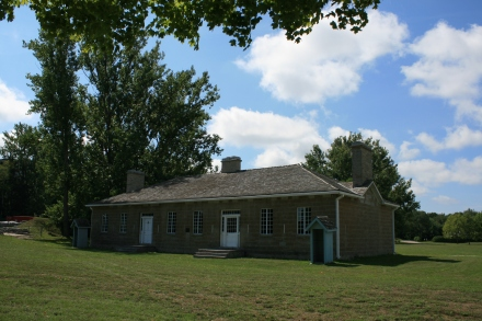 The Officers' Quarters