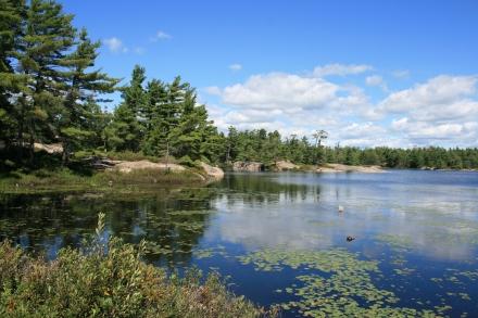 Fairy Lake, Beausoleil Island