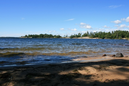 Goblin Bay, Beausoleil Island