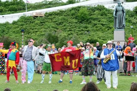 IMG_0325Scottville Clown Community Band