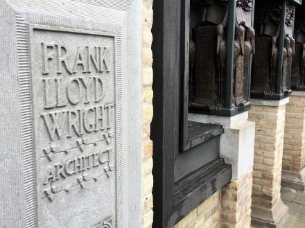 IMG_3572 (2)Frank Lloyd Wright studio and home
