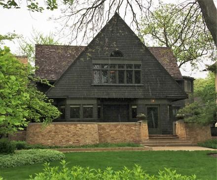 IMG_3574 (2)Frank Lloyd Wright studio and home