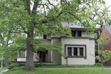 _MG_0086 (2)William E Martin house, 636 N East Avenue, Oak Park